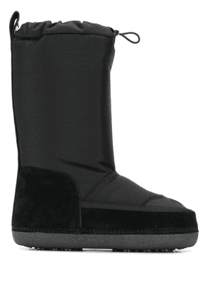 Dsquared2 waterproof snow boots - Black