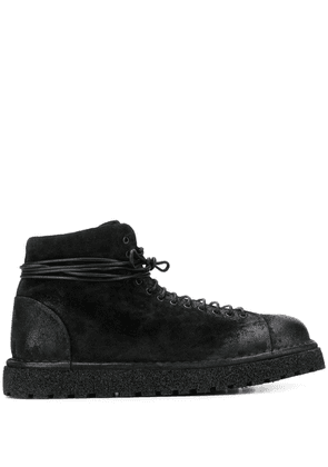 Marsèll lace up ankle boots - Black