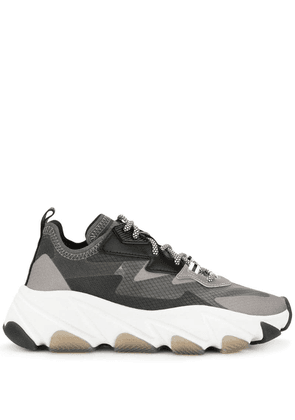Ash Eclipse panel chunky sneakers - Yellow