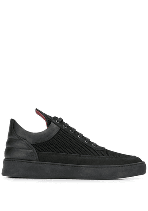 Filling Pieces low top Plain Lane sneakers - Black