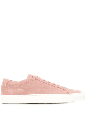 Common Projects achilles low-top sneakers - Pink