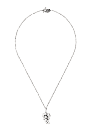 Georg Jensen Moonlight Grapes pendant necklace - Silver