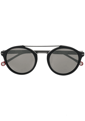 Ch Carolina Herrera round sunglasses - Black