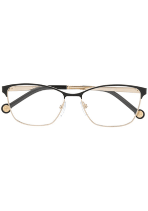 Ch Carolina Herrera Horn-rimmed glasses - Black