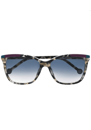 Ch Carolina Herrera oversized sunglasses - Grey