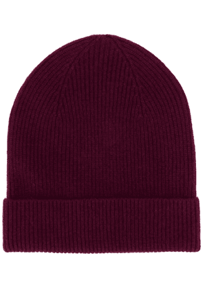 Isabel Marant Chilton ribbed beanie - Red