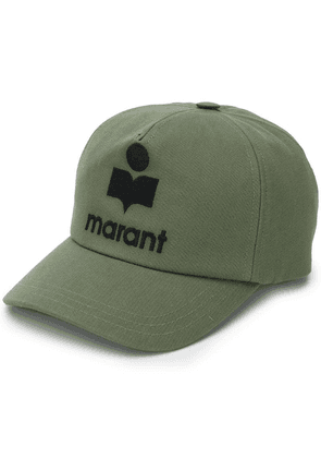 Isabel Marant Tyron baseball hat - Green