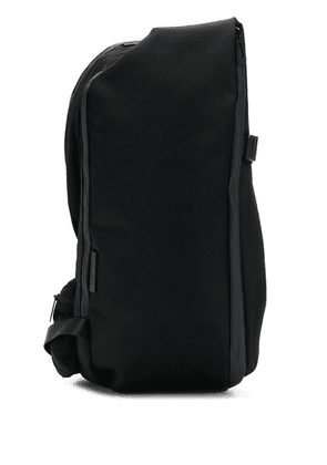 Côte & Ciel textured backpack - Black