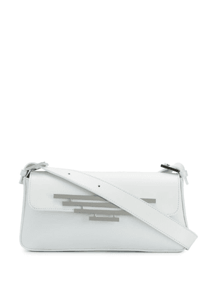 Dorateymur flap shoulder bag - White