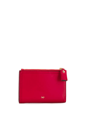 Anya Hindmarch double zip purse - Red