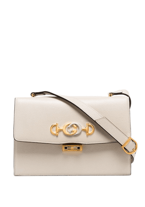 Gucci Zumi shoulder bag - Neutrals