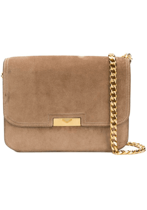 Victoria Beckham Eva chain shoulder bag - Neutrals