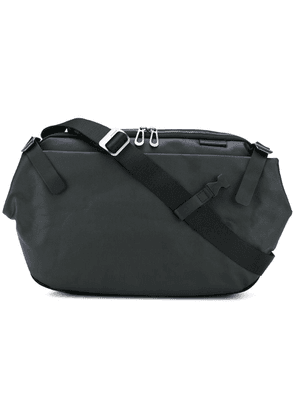 Côte & Ciel 'Riss' coated canvas bag - Black
