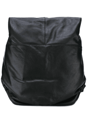 Côte & Ciel panelled backpack - Black