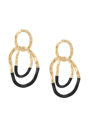 Isabel Marant pendant earrings - Gold