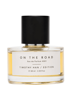 Timothy Han yellow and black On The Road 001 60 ml - White
