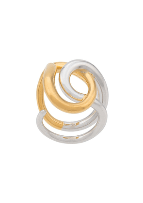 Charlotte Chesnais Blaue ring - Gold