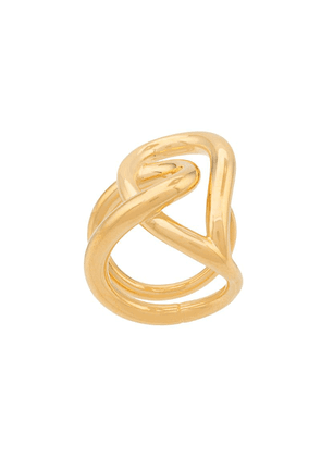 Charlotte Chesnais sculptured ring - Gold