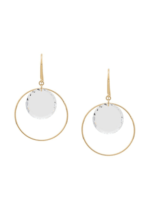 Isabel Marant Limpid drop earrings - Gold