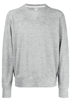 Doppiaa American terry sweatshirt - Grey