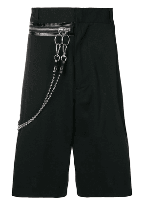 Dsquared2 chain detail shorts - Black