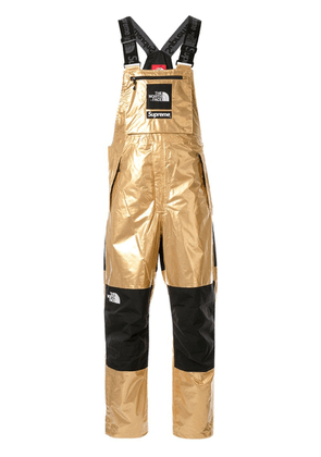 Supreme The North Face x Supreme dungarees - Gold