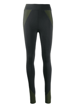 Isabel Marant panel leggings - Green