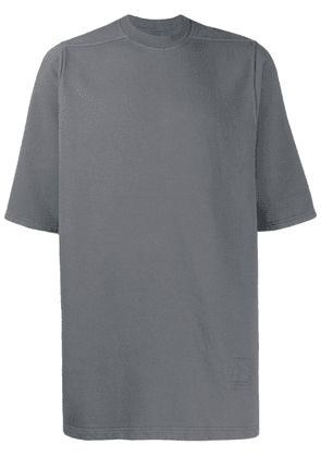 Rick Owens DRKSHDW oversized classic T-shirt - Grey