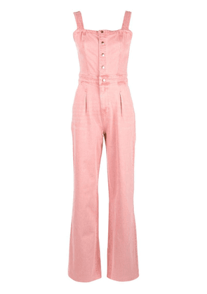 FRAME flared style jumpsuit - Pink