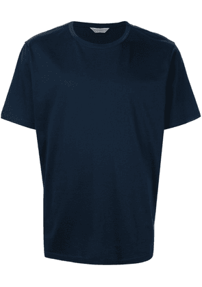 Gieves & Hawkes round neck T-shirt - Blue