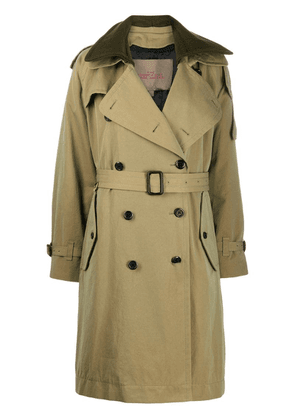 Marc Jacobs The Trench Coat - Green