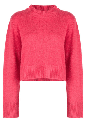 Co cashmere wide sleeve jumper - Pink
