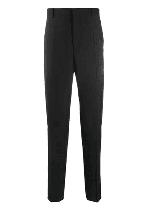 Jil Sander tapered tailored trousers - Black