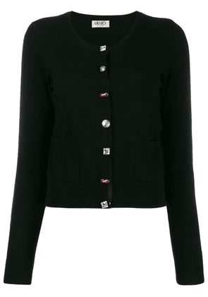 Liu Jo knitted cardigan - Black