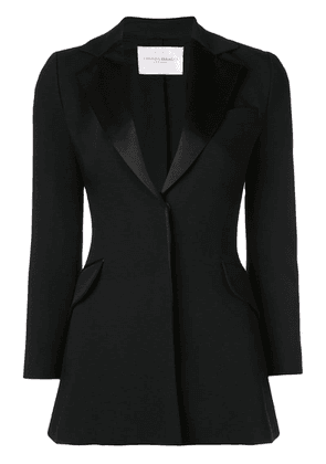 Carolina Herrera classic fitted jacket - Black