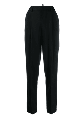 Dsquared2 tapered trousers - Black