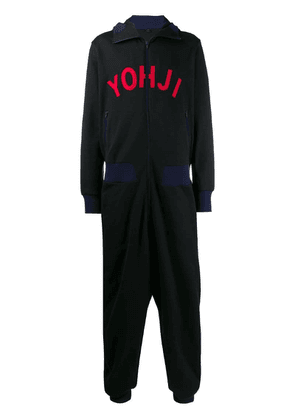 Y-3 Yohji flight suit - Black
