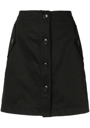 Givenchy A-line short skirt - Black