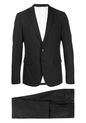 Dsquared2 striped formal suit - Grey