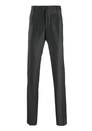 Pt01 straight tailored trousers - Grey