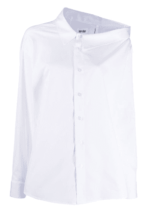 Each X Other deconstructed shirt - White