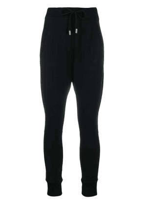 Dsquared2 skinny fit track pants - Black