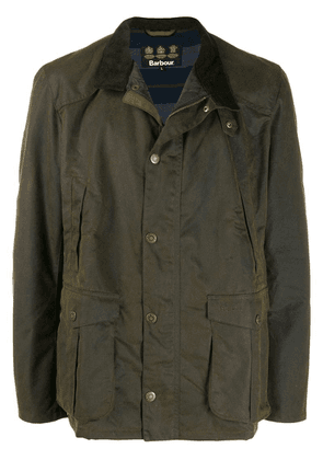 Barbour military style jacket - Green