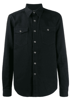 Givenchy Western-style shirt - Black