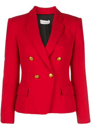 A.L.C. double breasted blazer - Red