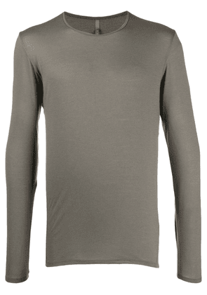 Arc'teryx Veilance knitted T-shirt - Grey