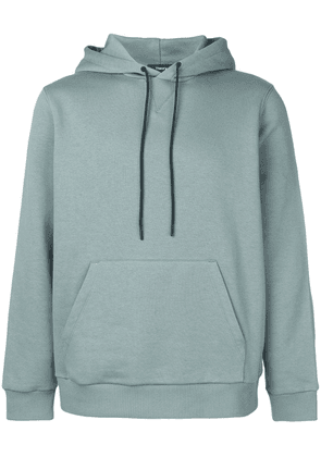Theory hooded dotted sweatshirt - Green