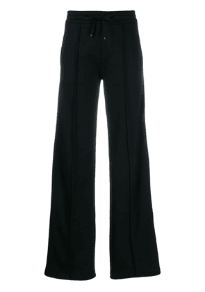 Moncler flared track trousers - Black