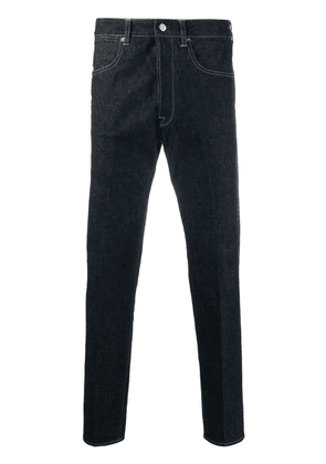 Golden Goose tapered mid-rise jeans - Blue