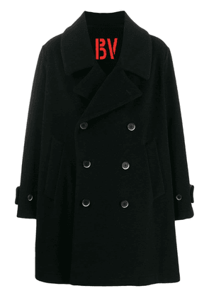 Barena double-breasted coat - Blue